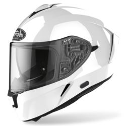 KASK AIROH SPARK COLOR WHITE GLOSS ROZ.L