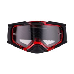 GOGLE IMX DUST RED/BLACK